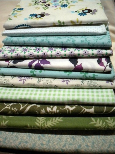 quilt a long fabric