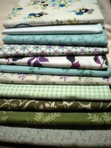quilt a long fabric