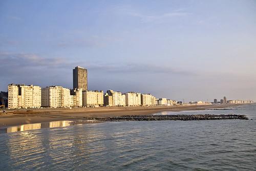 Oostende, vista