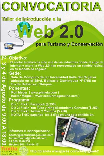 Chiapas Web 2.0