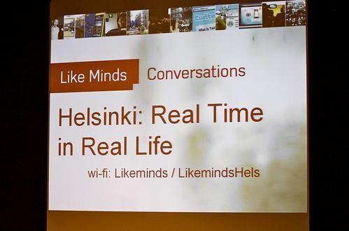 Like Minds Helsinki