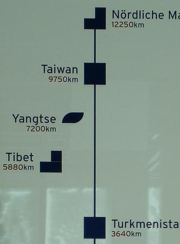 楚格峰上的台灣
