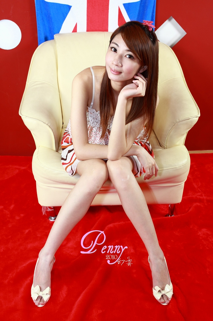 氣質飄逸【Penny】綠光Vol-2
