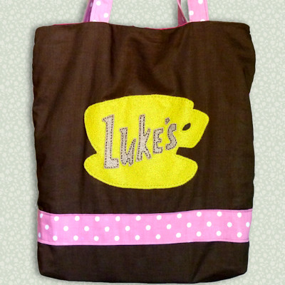 Gilmore Girls Geekery - Luke's Bag