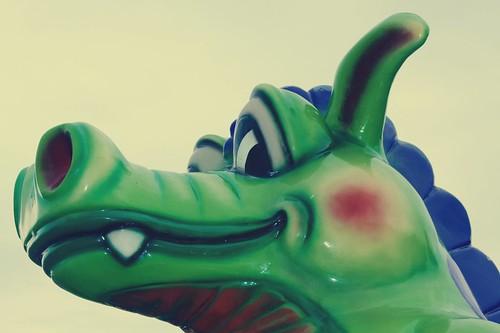 The Dragon Face