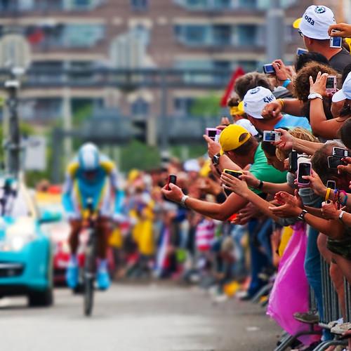 Contador framed