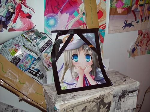 """Kudo (Kudryavka Noumi) in  """"ART catch Chaos-la"""""""