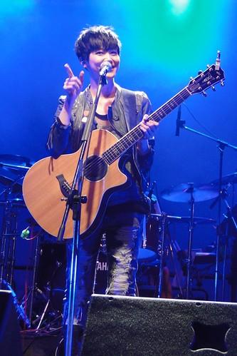 人山人海 at Legacy, 台灣台北 07/04/2010