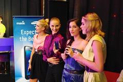 Samsung Galaxy S launch