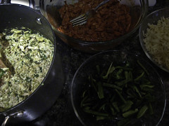 Fillings-Green Chile Chicken