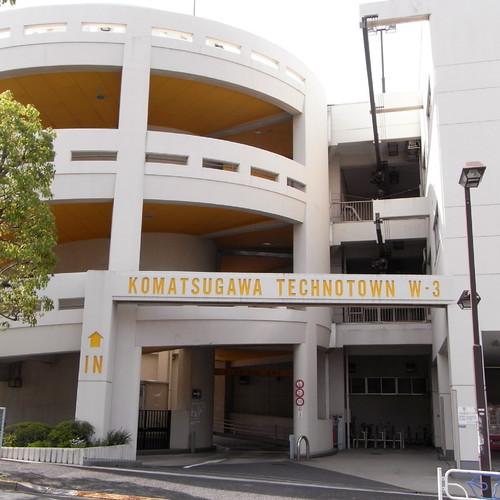 Komatsugawa Tachno Town 06