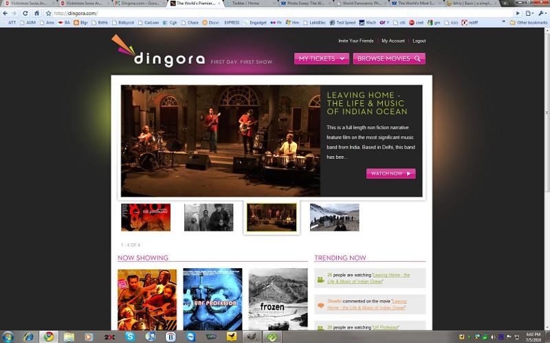 Dingora.com