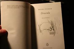 DRACULA Original Cover