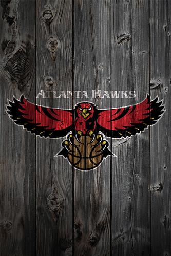 Atlanta Hawks IPhone Logo Background