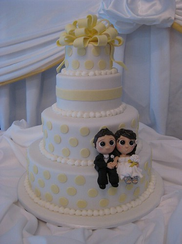 cute wedding cake wedding cake topper wedding 13271