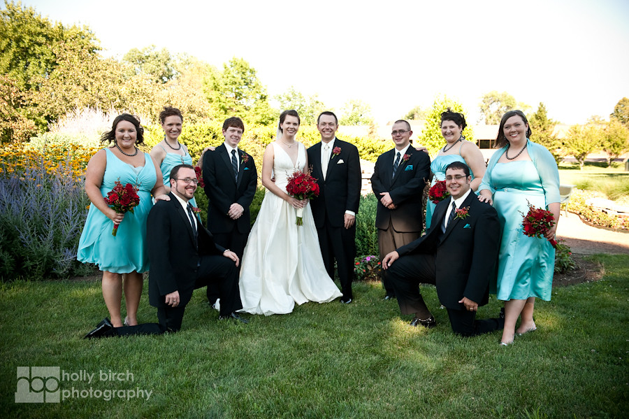 Sallie + Nick | Faith United Methodist wedding photographer