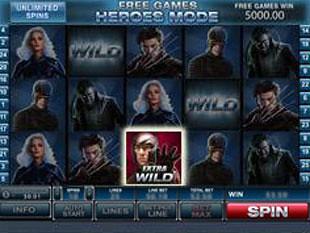 free X-Men free spins