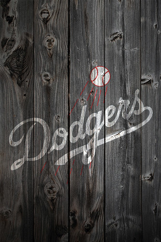 los angeles dodgers wallpaper. Los Angeles Dodgers Wood