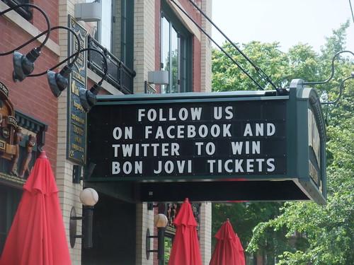 Twitter Bon Jovi