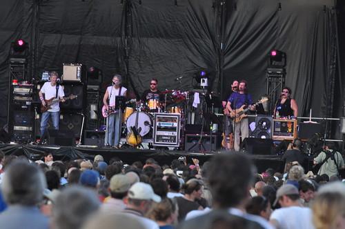 Furthur at Ottawa Bluesfest 2010