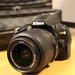 My new Nikon D3000!