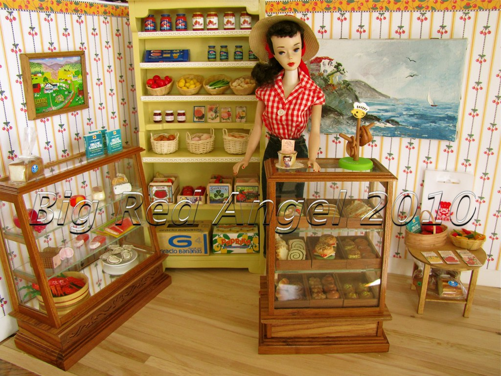 Barbie's Country Store