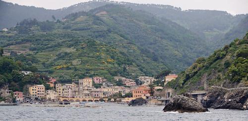 Departing Monteresso al Mare