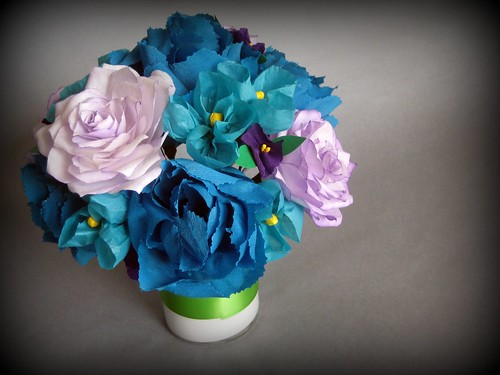 paper flowers 796