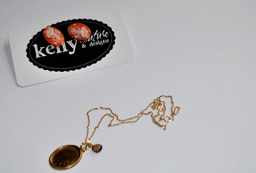 Kelly Couture Necklace and Earrings