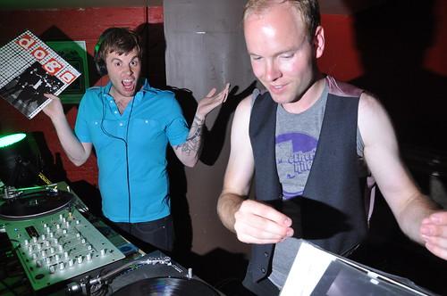 DJs at Ritual