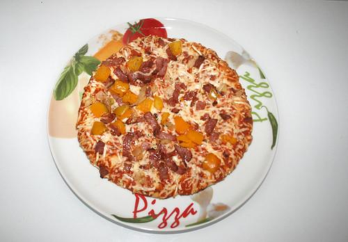 06 - Pizza Culinaria Chakalaka fertig