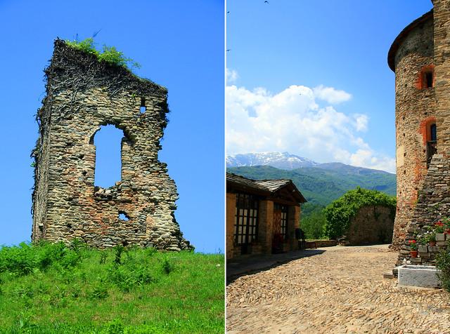 castello di bagnolo piemonte italia