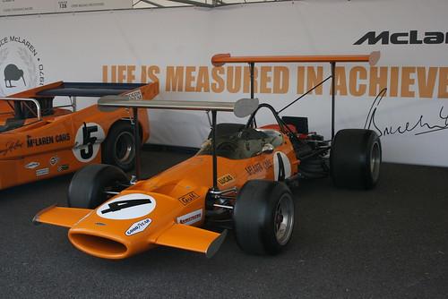 Be-winged McLaren