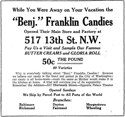1922_ben_franklin_candy