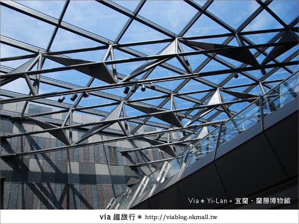 【宜蘭蘭陽博物館】走入宜蘭的文化歷史~蘭陽博物館12
