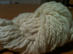 Second skein