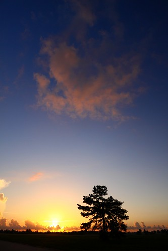a Texas morning sky on Flickr