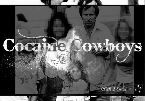 the cocaine cowboys essay Free essay: griselda blanco was born on february 15, 1943 in cartagena,  colombia  around the 1970s and 1980s was the infamous cocaine cowboy's  era of.