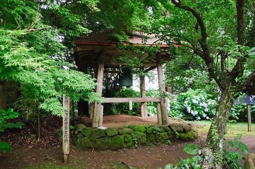 Nihon-ji bell