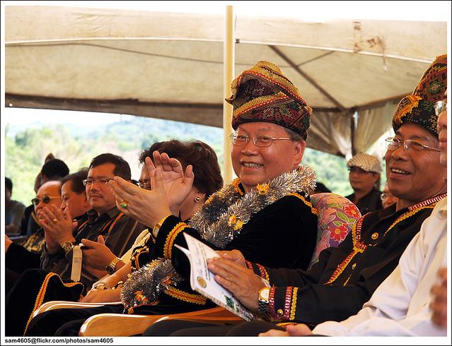 YB Tan Sri Joseph Pairin Kitingan