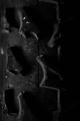 188/365 - Get a Grip (Alex Stoen) Tags: lighting bw abstract macro blancoynegro bike canon blackwhite flickr flash picasa tire rubber nb bn flashphotography forms grip lowkey abstracto rueda diffuser picassa extensiontube project365 ef24105f4lisusm ef25ii clavebaja 188365 580exii canonspeedlite580exii speedlite580exii canoneos5dmarkii ef25iiextensiontube 5dmk2 alexstoen alexstoenphotography strobella