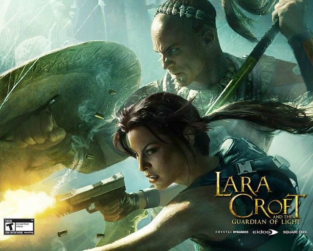 Lara Croft and the Guardian of Light 6