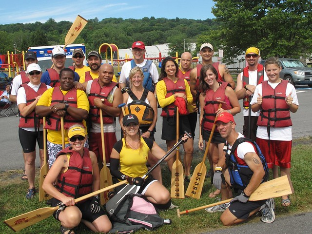 Cayuga Outrigger's Community Team