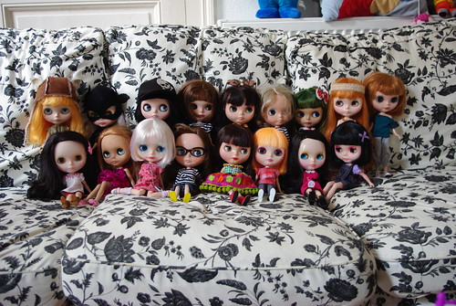 Blythe Meeting in Bordeaux