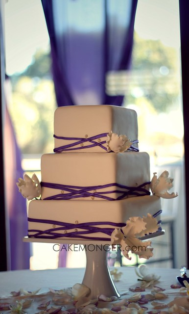 Joe and Taty's Wedding Cake