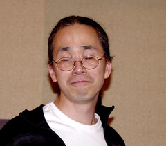 Ted Chiang's Readercon Sadface (ktempest) Tags: sadface tedchiang readercon readercon21