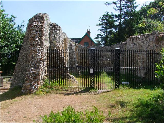Dunwich Lazar Chapel