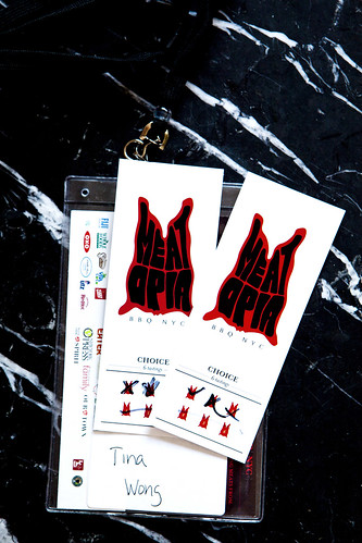 Tickets/pass to Meatopia