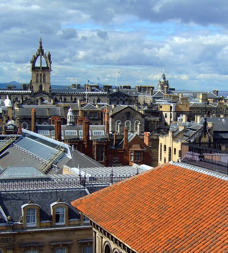 Saint Giles from Museum roof 02