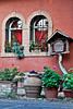 Il guardiano (the_lighter) Tags: windows rome roma 50mm nikon san vase fiori guardian benedettini guardiano posta aventino finestre d60 vasi pietrini santanselmo